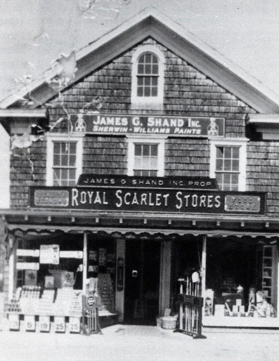 Shand's Store