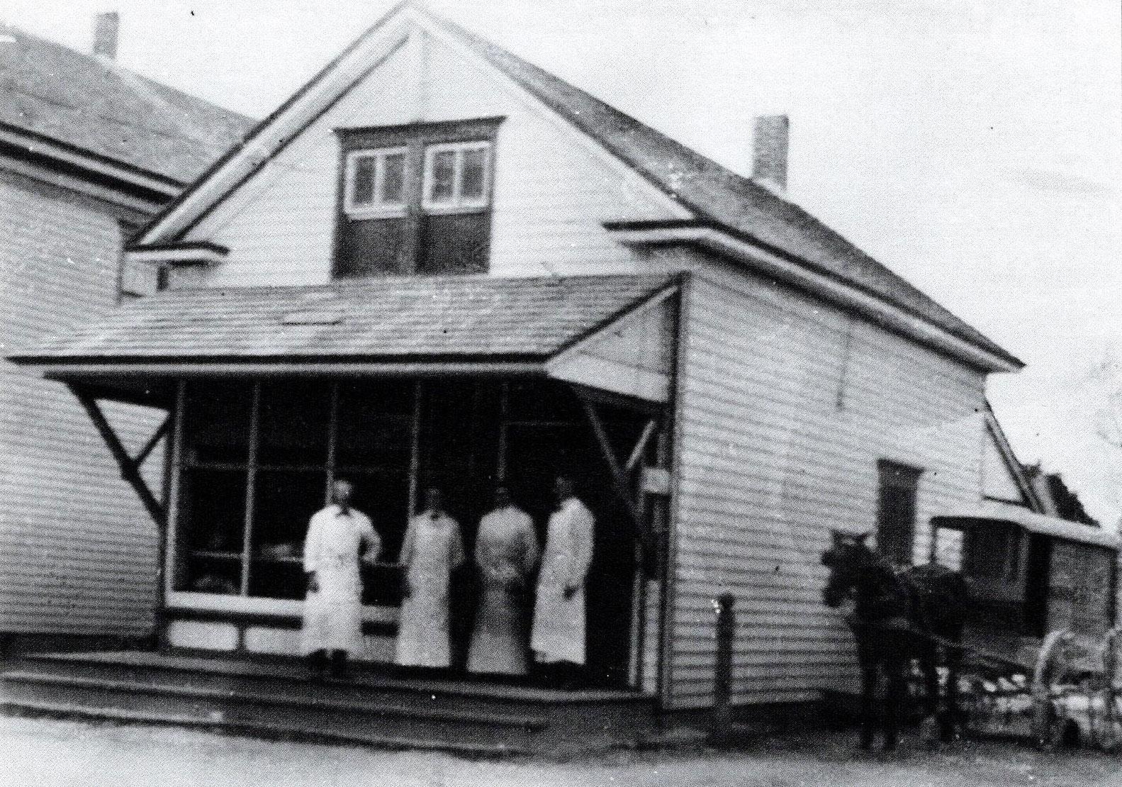 West Butcher Shop