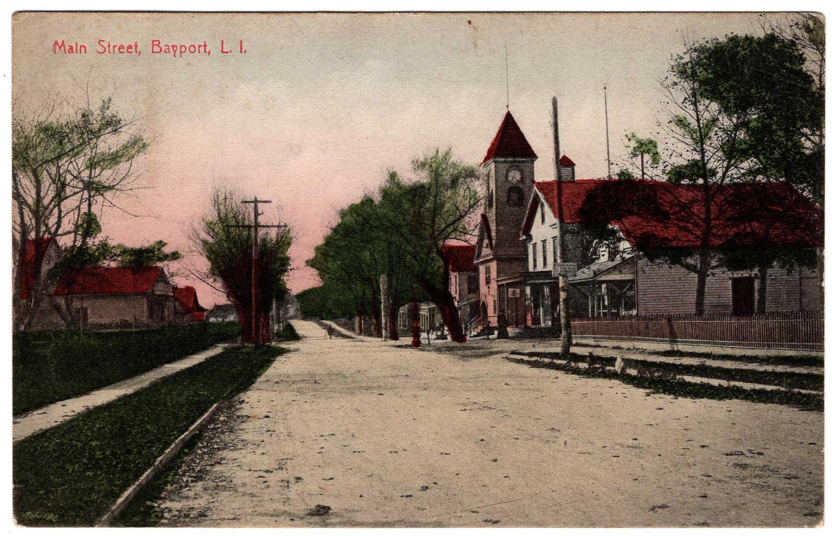 Main Street Bayport