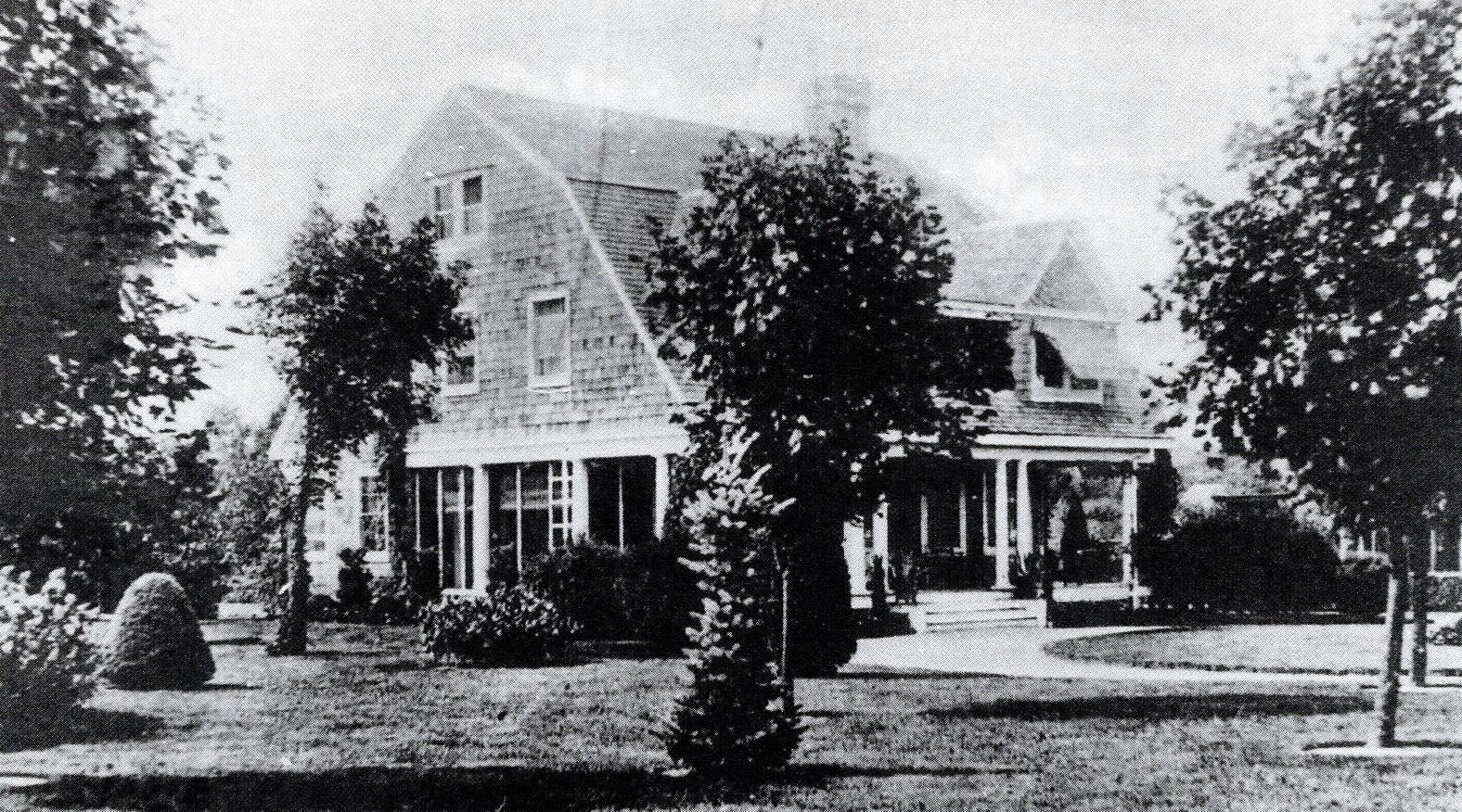 Effie Shannon's Home